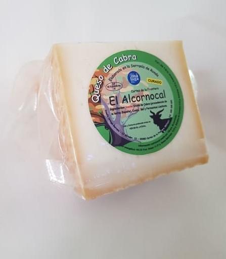 comprar queso de cabra curado tradicional