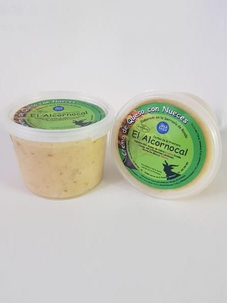 comprar Crema de queso de cabra con nueces