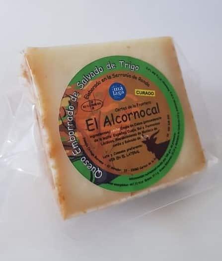 comprar queso de cabra curado en salvado de trigo