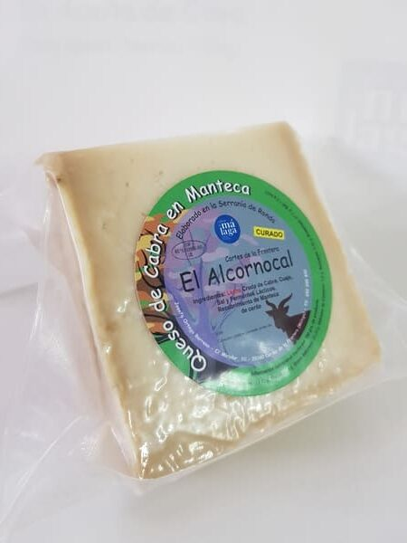 comprar queso de cabra viejo en manteca iberica