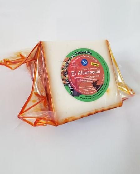 comprar queso de cabra curado al pimentón