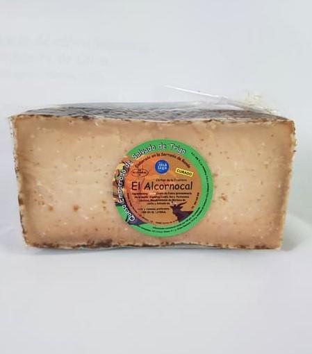 comprar queso de cabra en salvado de trigo